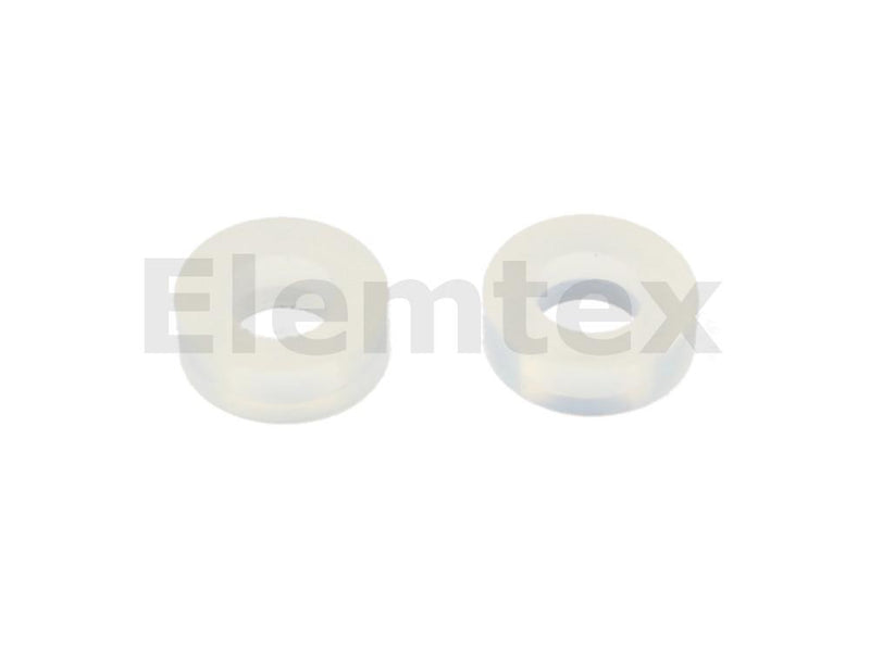 OR41620, Silicone O Ring 12x6 Diameter 71125