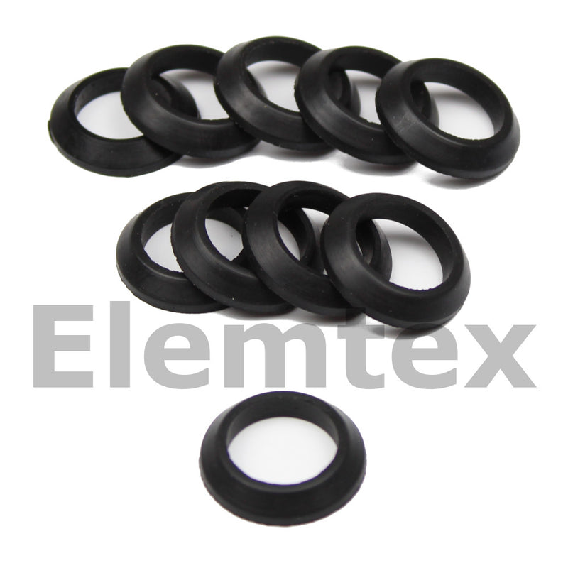 OR11241, Seal Viton Rubber Chamfered Square Profile for 18mm tubes 29022910
