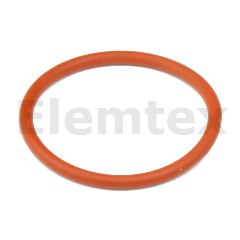 OR21266, O Ring Silicone, 25 x 2mm  03 654 629