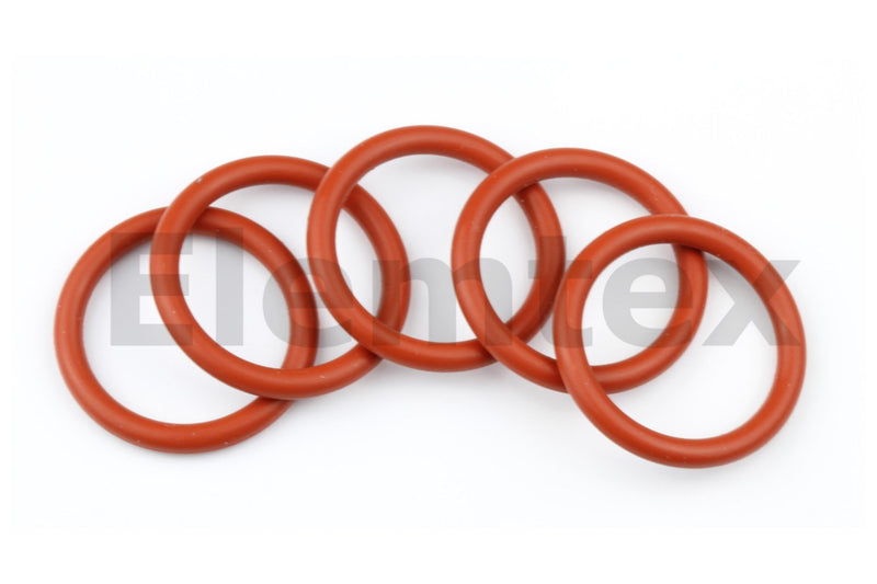 OR16251, O Ring Silicone, for bottom 25mm alloy reactor Flash EA1112 290 20649