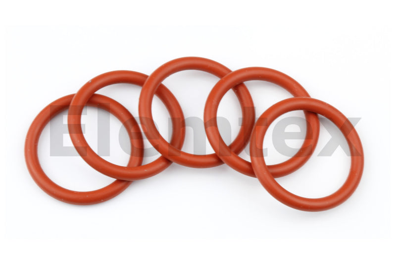 OR16250, O Ring Silicone, for top alloy reactor Flash EA1112 29020682 pack of 5