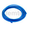 PS2021, Polyurethate Tubing 5.0mm OD x 3.0mm ID, Blue Flexible