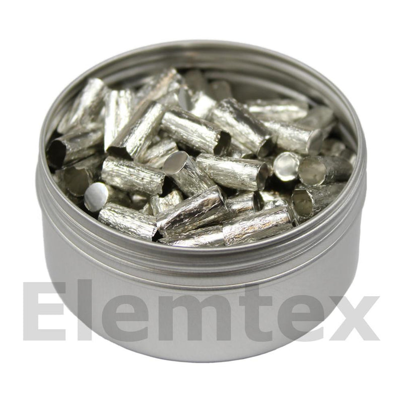 SE1106, Tin Capsules Pressed 12 x 6mm, Ultra Clean