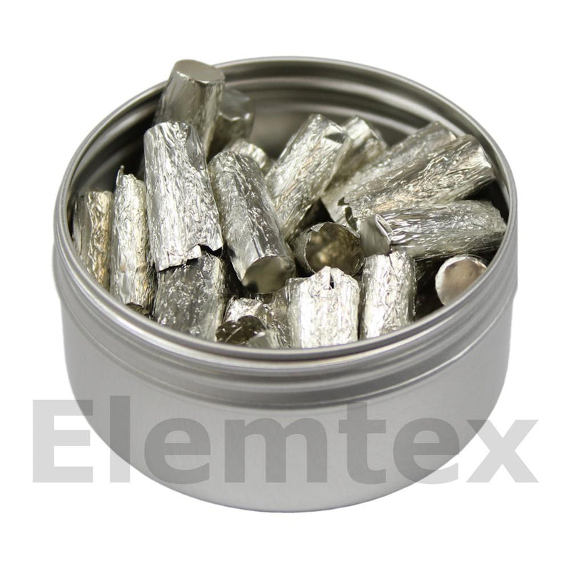 SE1107, Tin Capsules Pressed 20 x 8mm, Ultra Clean