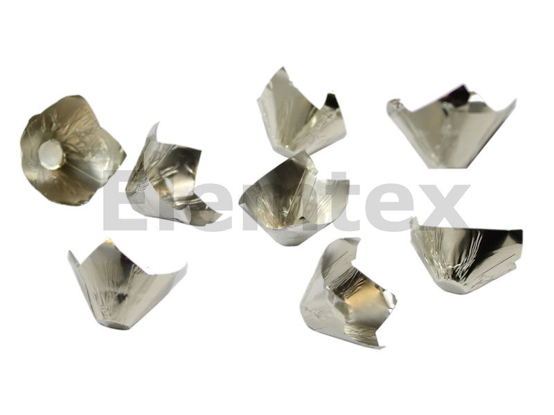 SE1801, Tin Foil Cones 50mm, Standard Clean, Large Size
