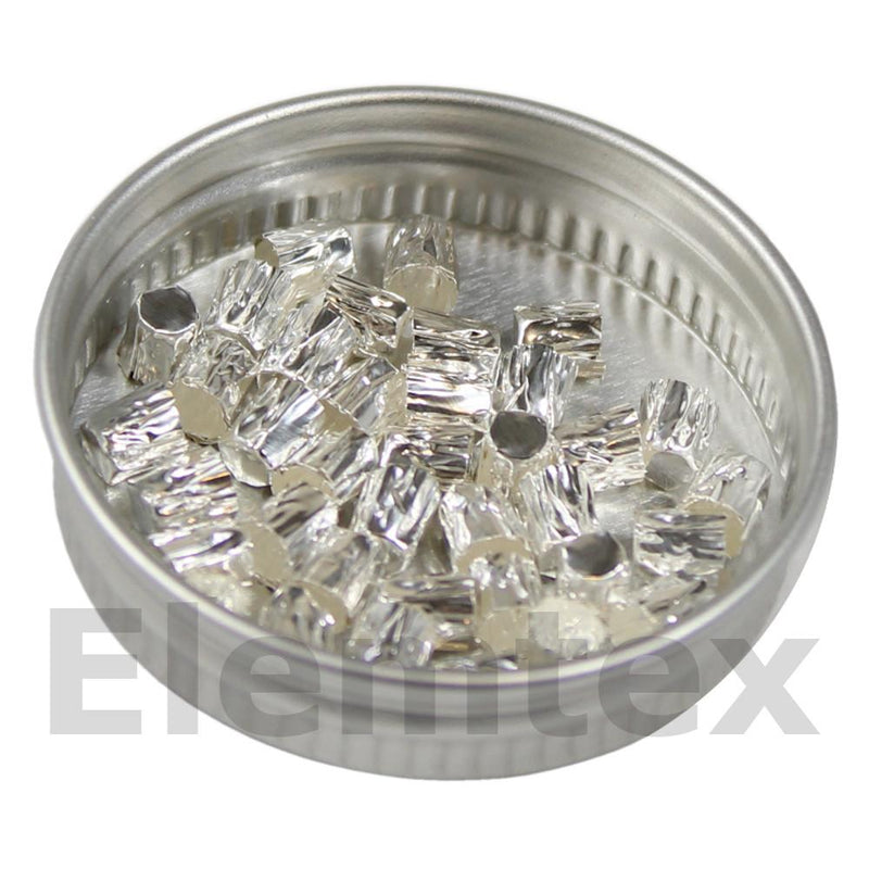 SE2000, Silver Capsules pressed 4 x 3.2mm, Standard Clean
