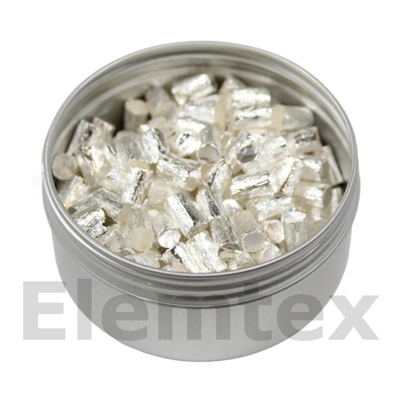 SE2003, Silver Capsules Pressed 8 x 5mm, Standard Clean