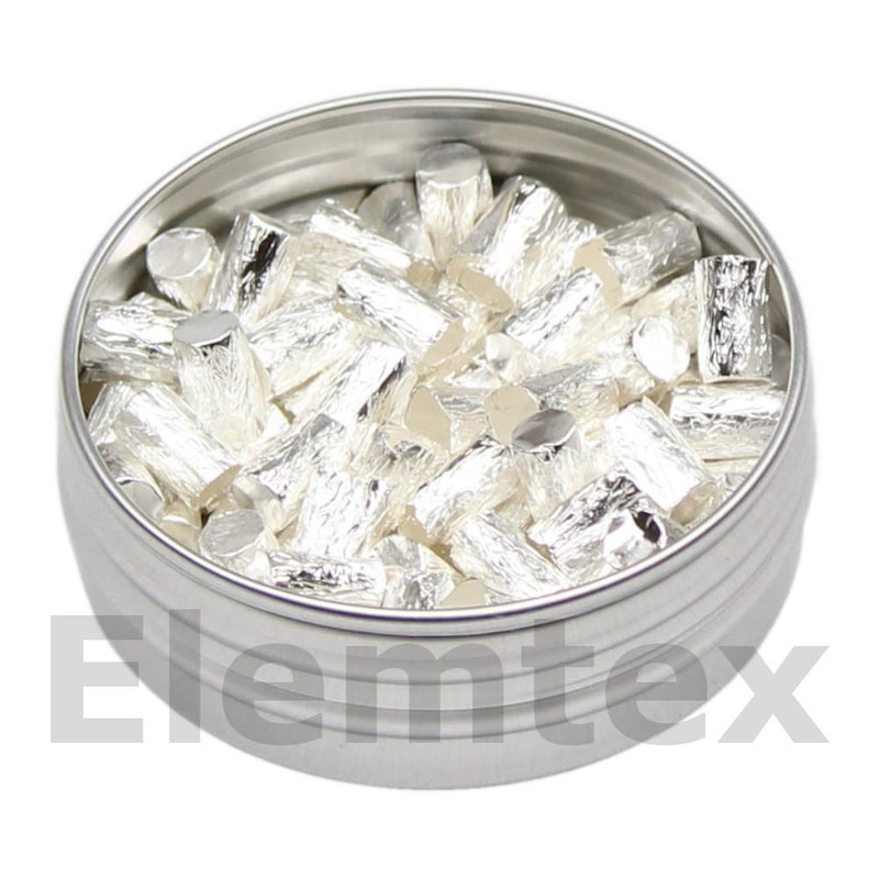 SE2004, Silver Capsules Pressed 9 x 5mm, Standard Clean