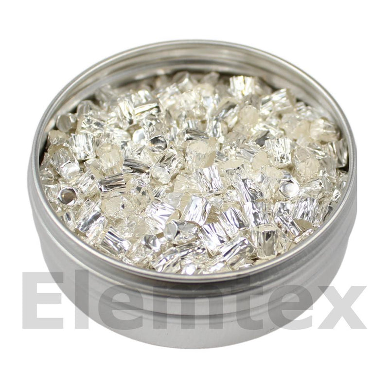 SE2100, Silver Capsules pressed 4 x 3.2mm, Ultra Clean