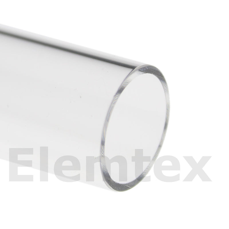 TL2003, Support Tube, quartz, 65mm, 11.00-1172/4