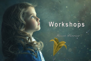 Workshops with Lisset Perrier