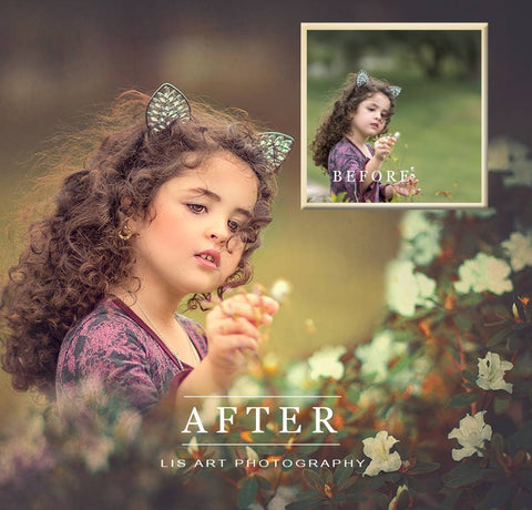 Innocence Painterly Tutorial