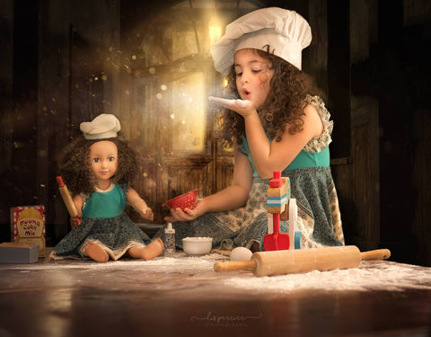 Baking Girl Composite (MAC Users)
