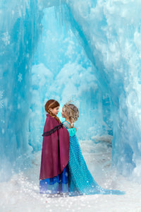 "Photoshop Edit ""Frozen"""