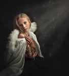Angel Portrait Edit in Photoshop