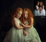 "Fine Art Portrait ""Bailey & Reagan"" mp4 video"