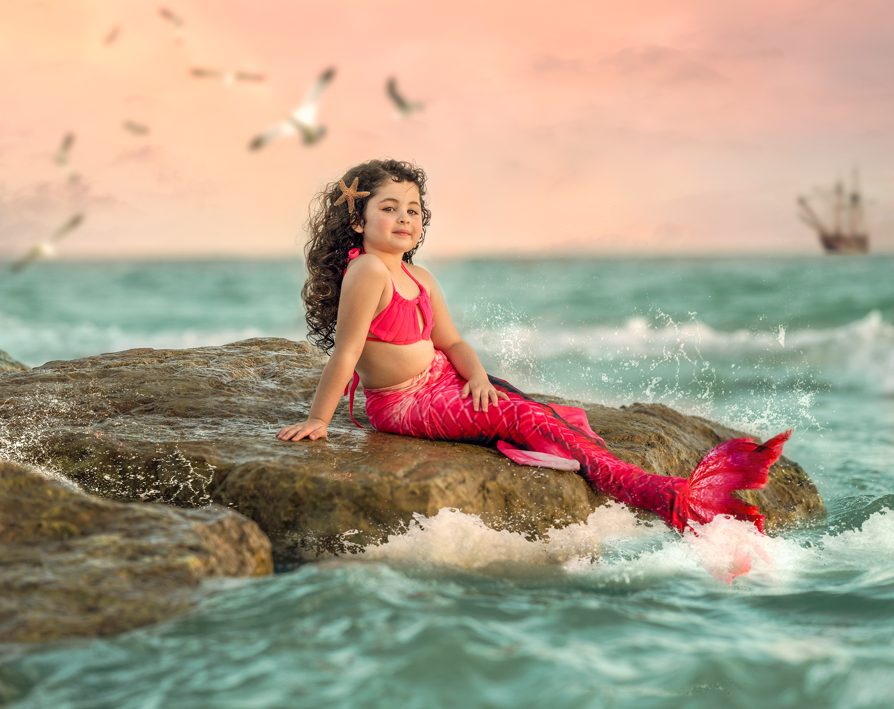 Little Mermaid Composite (MP4 video)