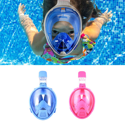 Snorkeling Mask - Kids Edition