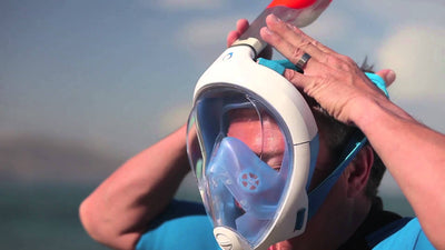 Copy of SeaView 180° Full Face Snorkel Masks