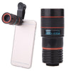 HD Zoom Telephoto Clip Lens