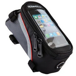 Bicycle bag and phone case