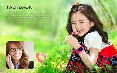 KidSmart™ GPS Tracker Wristwatch