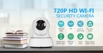 Home WiFi Motion Camera