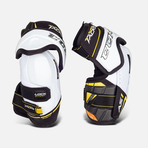 CCM Super Tacks AS1 Elbow Guards - SR