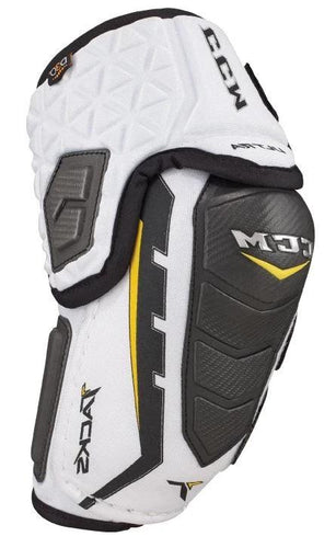 CCM Ultra Tacks Elbow Guards - JR