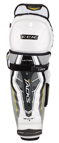 CCM Ultra Tacks Shin Guards - JR