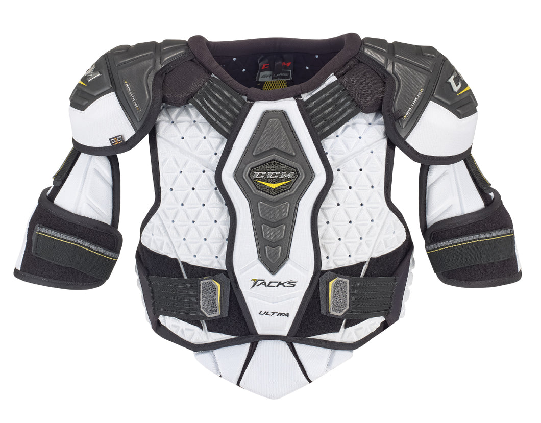 CCM Ultra Tacks Shoulder Pads - JR