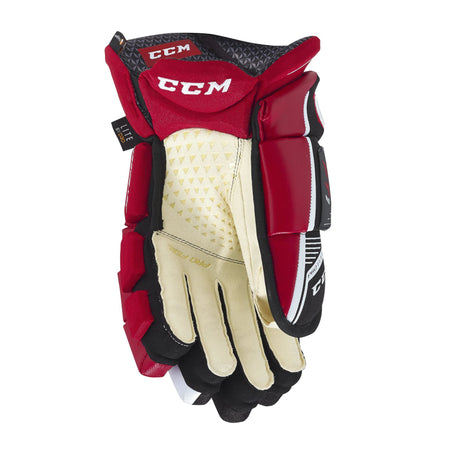 CCM Jetspeed FT1 Gloves- JR