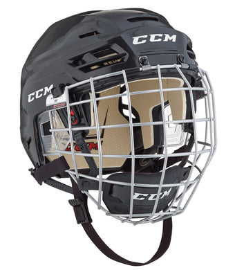CCM Tacks 110 Helmet Combo