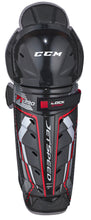 CCM Jetspeed FT390 Shin Guards- JR