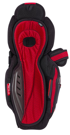 CCM Jetspeed FT1 Shin Guards- Jr