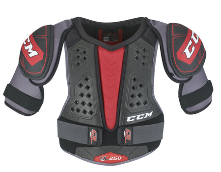 CCM QLT250 Shoulder Pads - JR