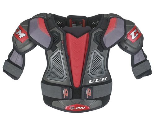 CCM QLT290 Shoulder Pads - SR