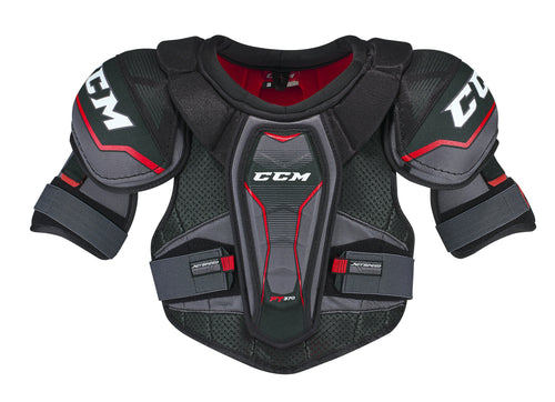 CCM Jetspeed FT370 Shoulder Pads - SR