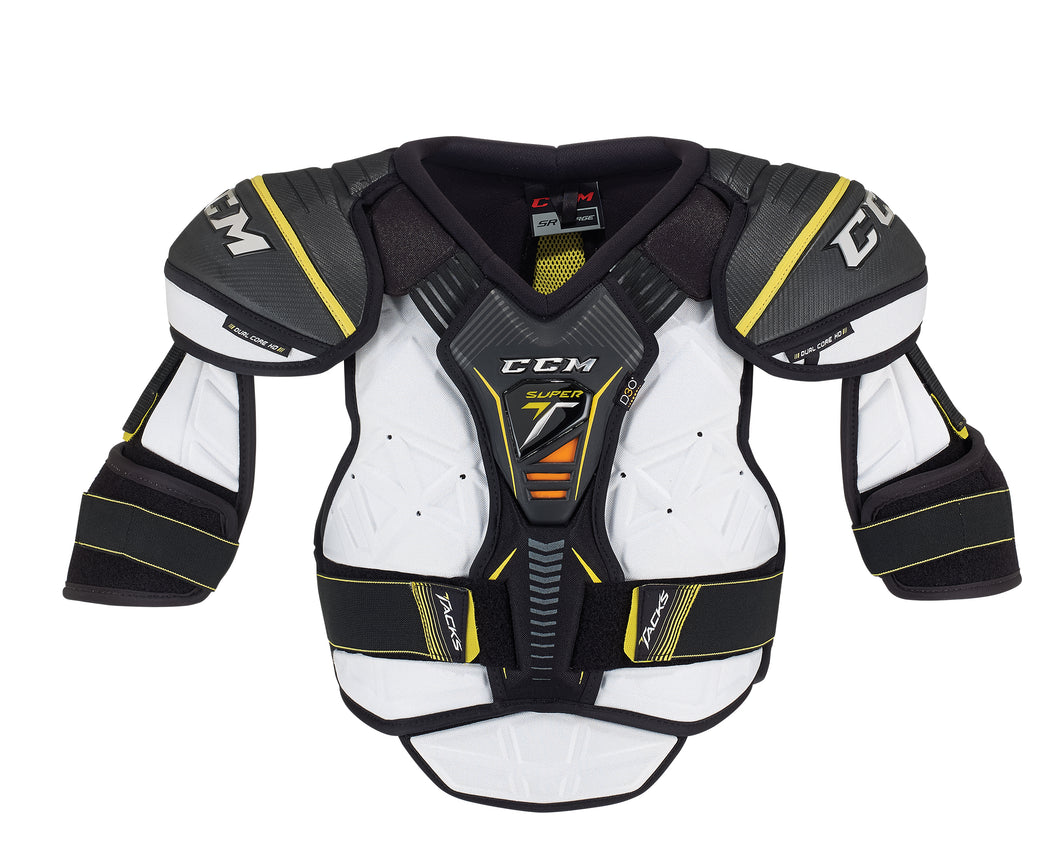 CCM Super Tacks Shoulder Pads - SR