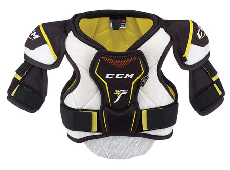 CCM Super Tack Shoulder Pads- YTH