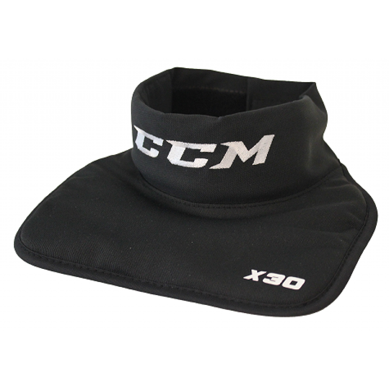 CCM X30 Neck Guard - Sr & Jr