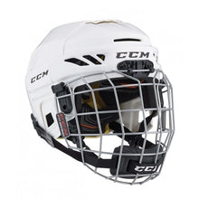 CCM FitLite 3DS Helmet Combo - Junior