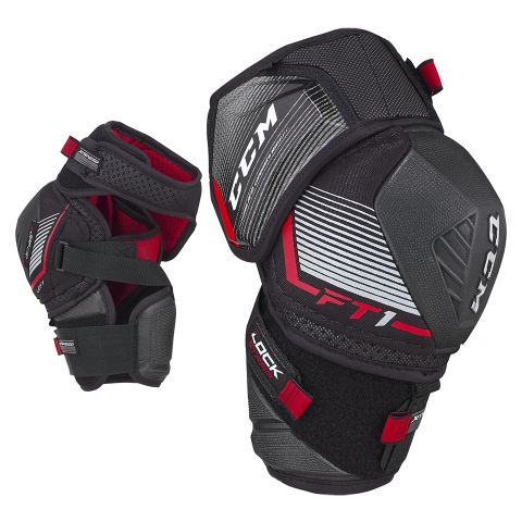 CCM Jetspeed FT1 Elbow Guards - SR