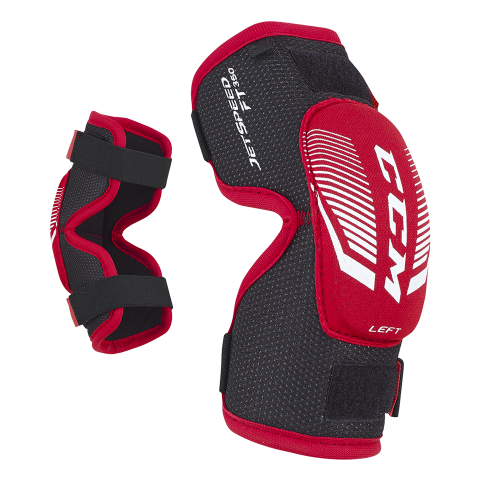 CCM Jetspeed FT350 Elbow Guards- YTH