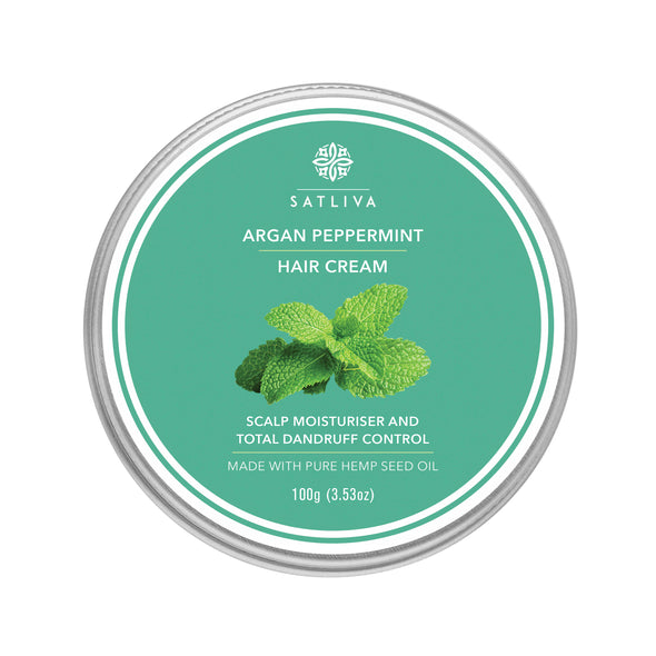 Argan Peppermint Hair Cream