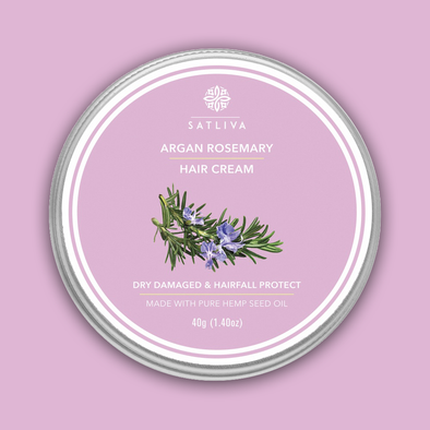 Argan Rosemary Hair Cream