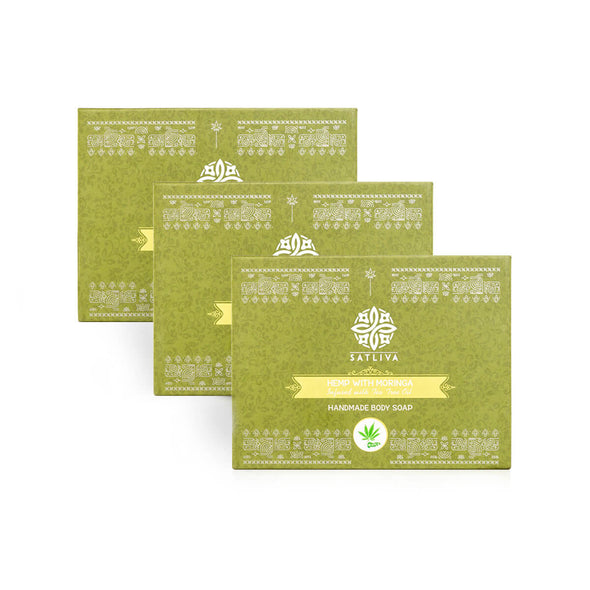 Moringa Body Soap Bar Picture