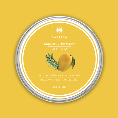 Mango Rosemary Face Cream