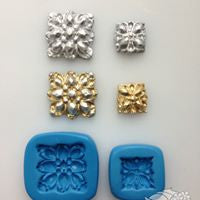 Square Pearls Moulds