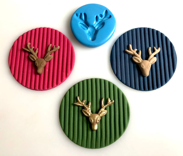 Stag/Reindeer Mould - Small